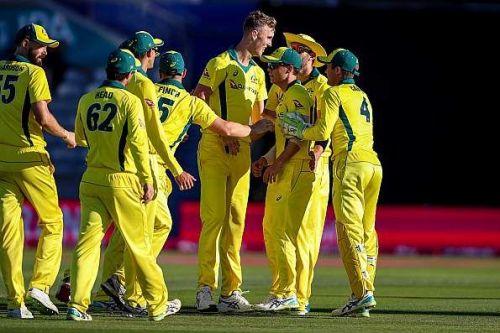 ऑस्ट्रेलिया की 13 सदस्यीय टीम घोषित
