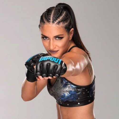 Sonya Deville: Character influenced by MMA