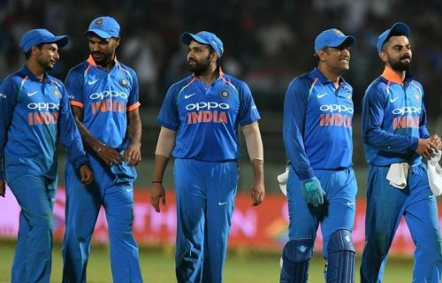 India clinched the ODI series by a 3-1 margin