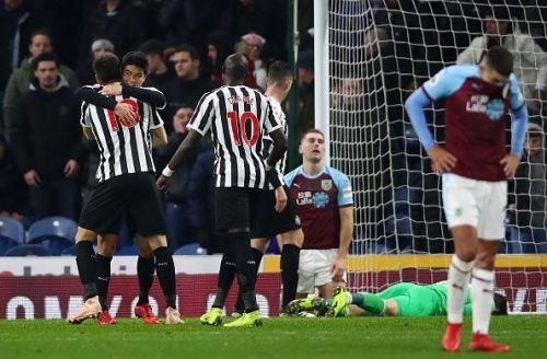 Burnley FC vs. Newcastle United - Premier League