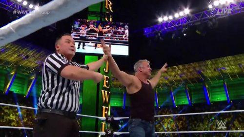 Shane McMahon should change his name to Shame McMahon
