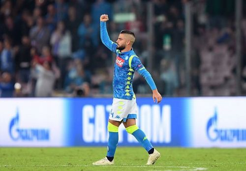 Insigne has been on fire this season