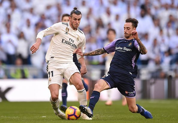 Gareth Bale is not turning out to be the talismanic presence the club needs in the opponent