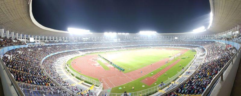 Full house in Kolkata!