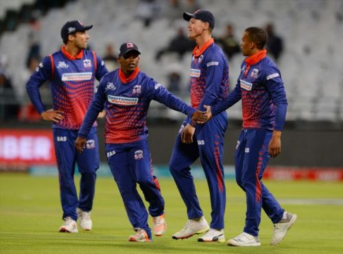 Cape Town Blitz aim to get back on winning track.