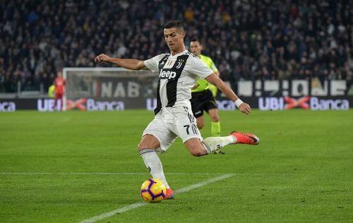 Ronaldo has made a great start to his career at Juventus