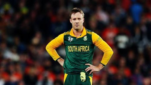 AB de Villiers is appointed as the ambassador of UAE T20X.