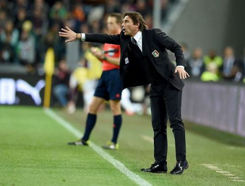 Antonio Conte will be remembered as one of the coaches who gave his all for Juventus.