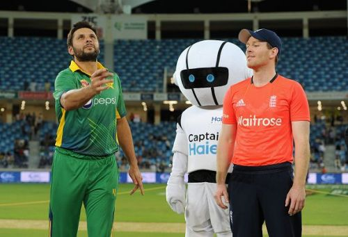 Shahid Afridi and Eoin Morgan will lead Pakhtoons and Kerala Knights respectively