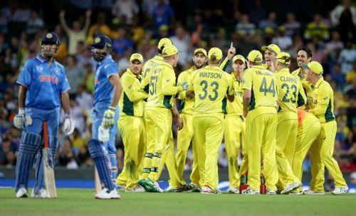 ஆஸ்திரேலியா vs இந்தியா - அரையிறுதி போட்டி