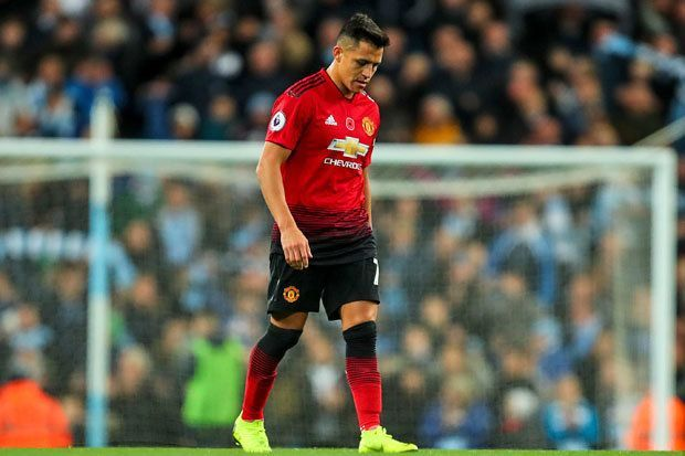 08dae92a7 Alexis Sanchez is reportedly unhappy at Manchester United