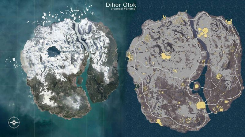 PUBG's new Snow Map release date? Everything you need to