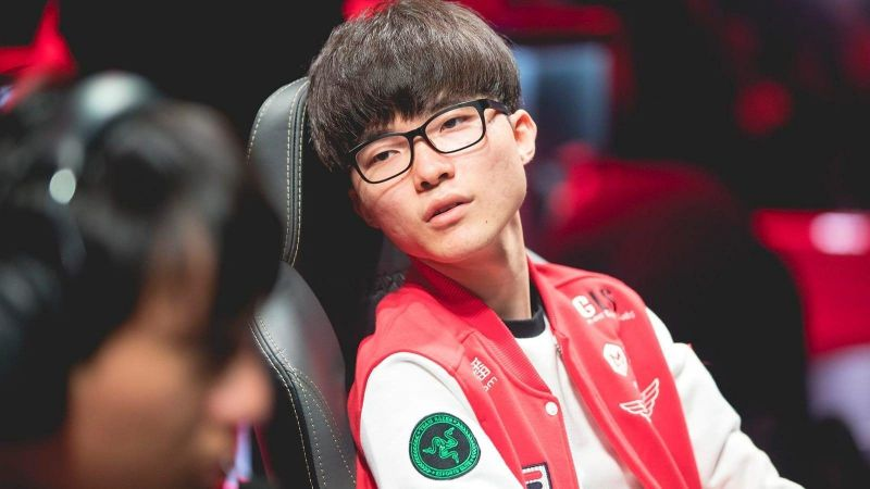 Faker will look to bounce back