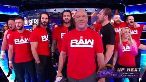 Raw should invade SmackDown like last year