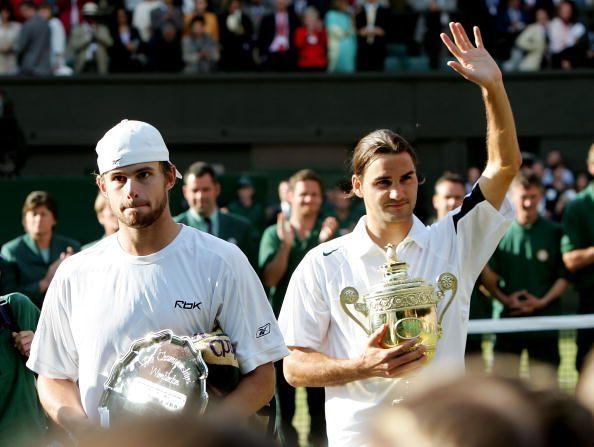 Wimbledon Championships 2004 - Day 13