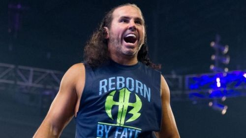 Matt Hardy could return for one more match