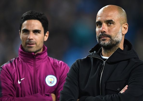 The two have completely revolutionised Manchester City