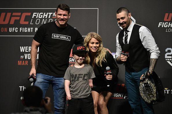 UFC News: Paige Vanzant Set To Make Comeback Against Rachael