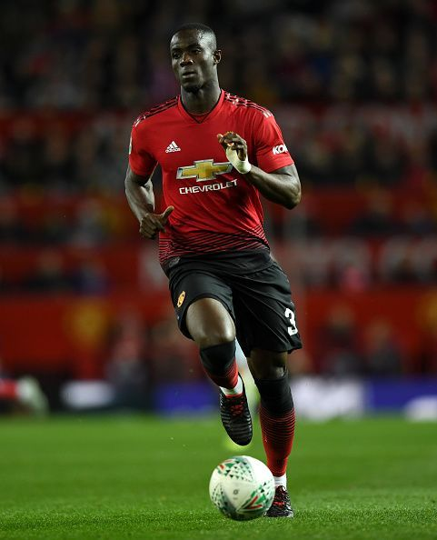Eric Bailly is set to feature for the first time since October