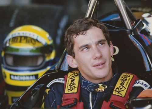 The Brazilian won 3 Formula one world championships
