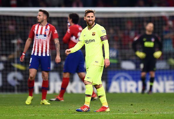 Club Atletico de Madrid vs. FC Barcelona - La Liga