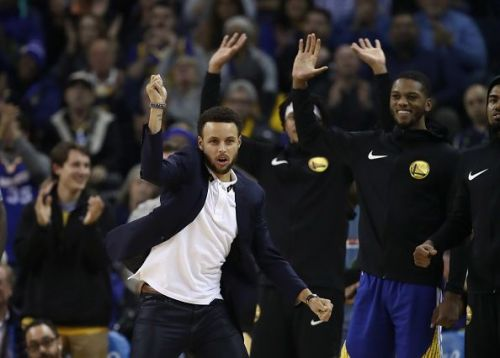 Stephen Curry has been sensational to start the season