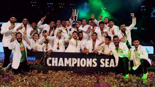 Patna Pirates are the three times champions of the Pro Kabaddi League