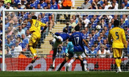 Chelsea v Everton - FA Cup Final 2009