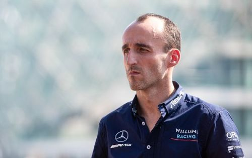 Kubica is already winning hearts off-track