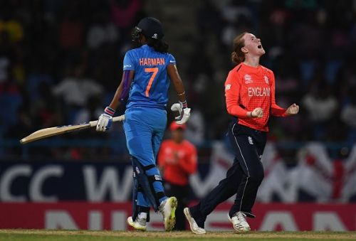 England overpowered India to reach the final