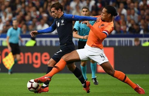 UEFA Nations League: France vs the Netherlands