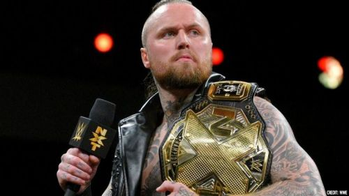 Image result for aleister black