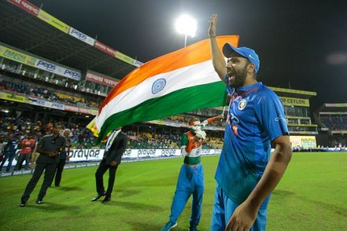 Rohit Sharma's stellar century shaped India's comprehensive victory at Lucknow