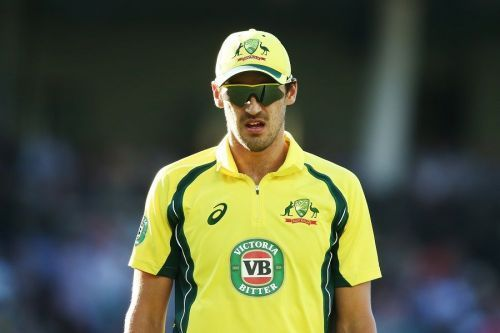 Starc replaces injured Billy Stanlake