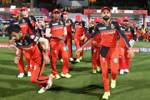 RCB have been one of the under-performing IPL teams
