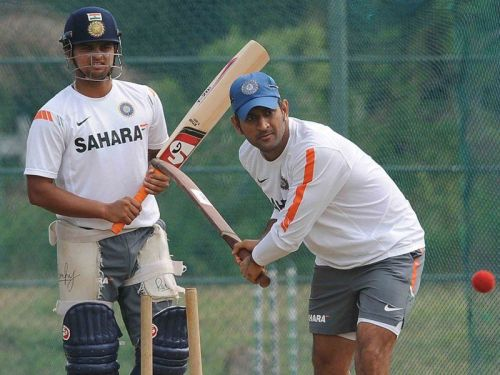 MS Dhoni was the captain of the announced squad while Suresh Raina too was a part of the Indian Test squad in 2014