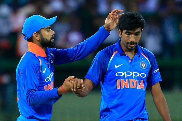 Kohli and Bumrah maintained their top spot in the latest rankings update