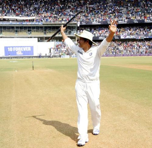 Tendulkar has given two generations of fans memories that will last a lifetime