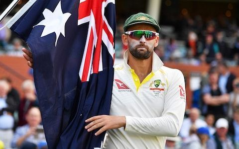 Nathan Lyon will be Australia's primary spinner
