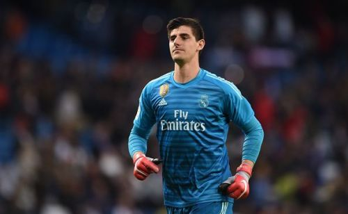 Courtois is a towering goalkeeper who has played for some major clubs in Europe