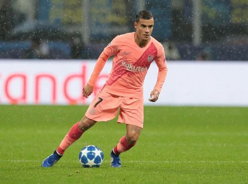 On a night where Lionel Messi was missing, Coutinho stepped up and showed his worth and created a number of glorious opportunities for both himself and his team-mates