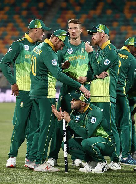 Australia v South Africa - 3rd ODI