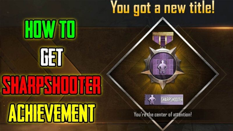 Pubg Tips Easiest Way To Get Sharpshooter Title