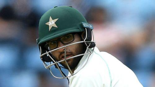 Pakistan batsman Imam-ul-Haq