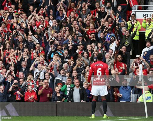 The talismanic player being applauded by the fans (Picture Courtesy: Getty)