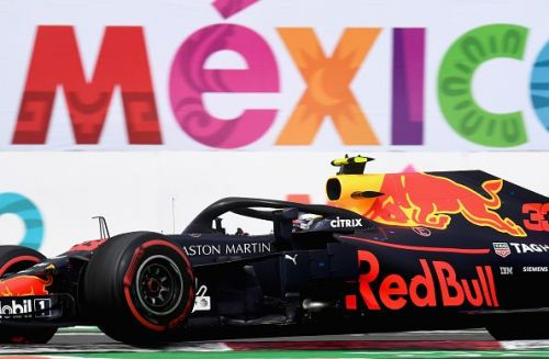 Verstappen won the F1 Grand Prix of Mexico, yet again