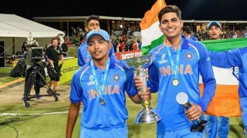 Shubman Gill is an exciting batsman in the domestic circuit