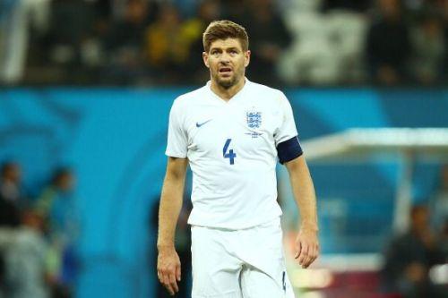 Steven Gerrard - 20FIFA World Cup