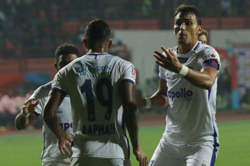 Chennaiyin will be aiming to register their first win on home soil this term