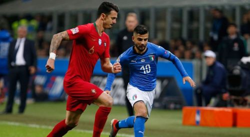 Italy 0-0 Portugal: Seleccao into the knockout rounds